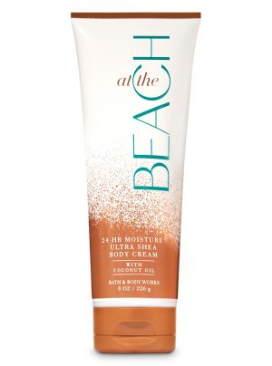 AT THE BEACH <br>Krem do ciała z masłem shea <br>8 oz / 226 g