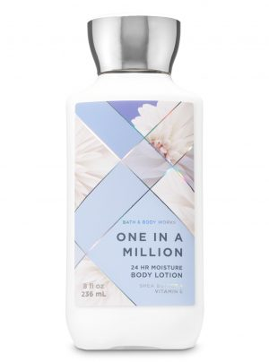 ONE IN A MILLION <br>Wygładzający balsam do ciała  <br>8 fl oz / 236 ml