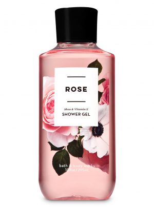 ROSE <br> Żel pod prysznic <br>10 fl oz / 295 ml