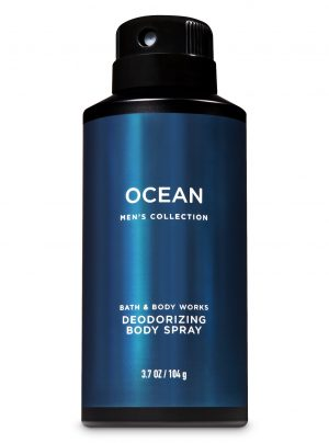 OCEAN MEN <br> Dezodorant  do ciała w sprayu <br>3.7 oz / 104 g