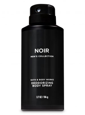 NOIR MEN <br> Dezodorant  do ciała w sprayu <br>3.7 oz / 104 g