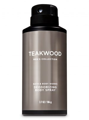 TEAKWOOD <br> Dezodorant  do ciała w sprayu <br>3.7 oz / 104 g