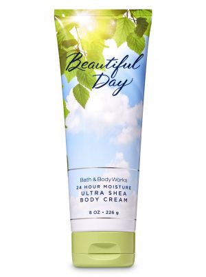 BEAUTIFUL DAY <br>Krem do ciała z masłem shea <br>8 oz / 226 g