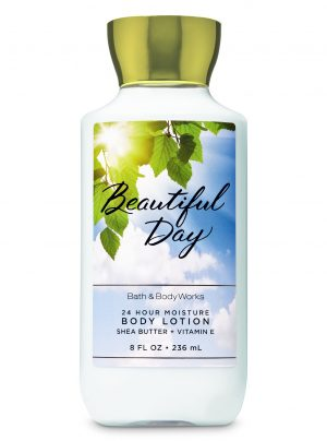 BEAUTIFUL DAY <br>Wygładzający balsam do ciała  <br>8 fl oz / 236 ml
