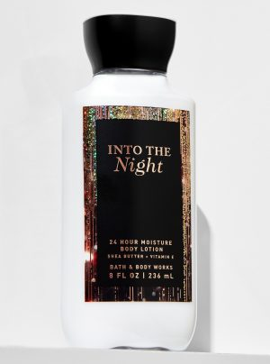 INTO THE NIGHT <br>Wygładzający balsam do ciała  <br>8 fl oz / 236 ml