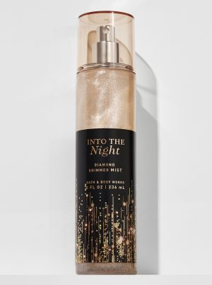 INTO THE NIGHT <br>Mgiełka do ciała z drobinkami  <br>8 fl oz / 236 ml