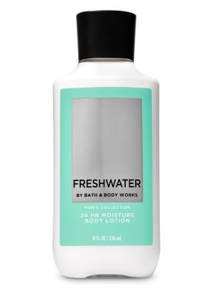 FRESHWATER MEN <br>Balsam do ciała <br>8 fl oz / 236 ml