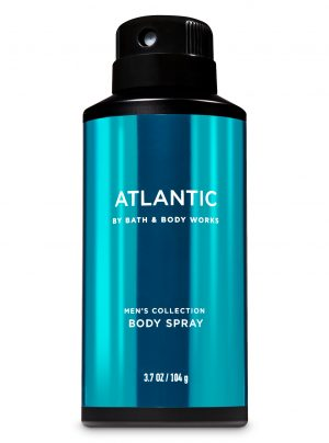 ATLANTIC <br> Dezodorant  do ciała w sprayu <br>3.7 oz / 104 g