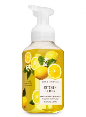 KITCHEN LEMON <br>Mydło do rąk w piance <br>8.75 fl oz / 259 ml