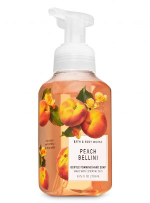 PEACH BELLINI <br>Mydło do rąk w piance <br>8.75 fl oz / 259 ml