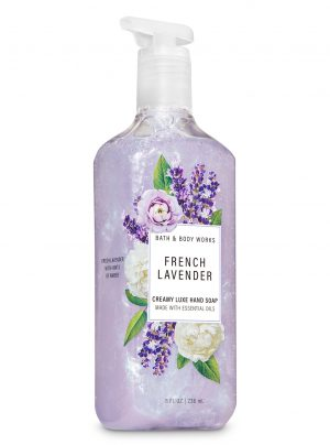 FRENCH LAVENDER <br>Kremowe mydło do rąk <br>8 fl oz / 236 ml