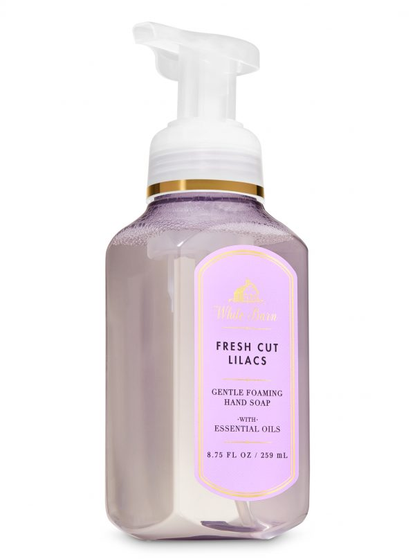 FRESH CUT LILACS Mydło do rąk w piance 8.75 fl oz / 259 mL