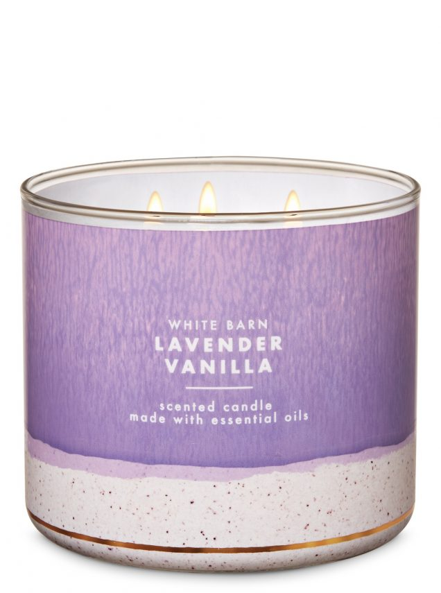 LAVENDER AND VANILLA