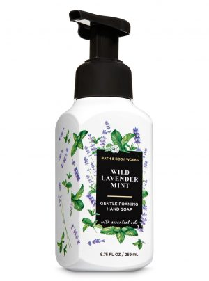 WILD LAVENDER MINT <br>Mydło do rąk w piance <br>8.75 fl oz / 259 ml