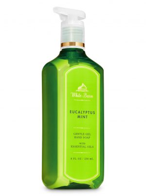 EUCALYPTUS MINT <br>Mydło do rąk w żelu <br>8 fl oz / 236 ml