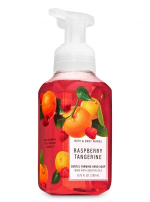 RASPBERRY TANGERINE <br>Mydło do rąk w piance <br>8.75 fl oz / 259 ml