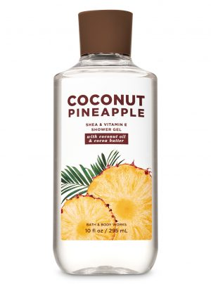COCONUT PINEAPPLE <br>Żel pod prysznic <br>10 fl oz / 295 ml