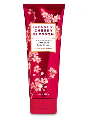 JAPANESE CHERRY BLOSSOM <br>Krem do ciała Ultra Shea <br>8 oz / 226 g