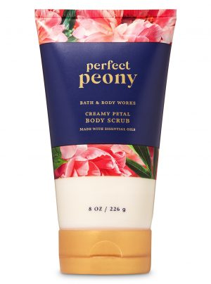 PERFECT PEONY <br>Peeling do ciała <br>8 oz / 226 g