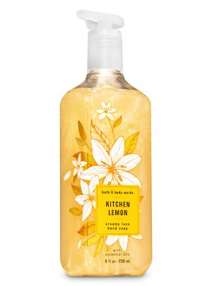 KITCHEN LEMON <br>Mydło do rąk w żelu <br>8 fl oz / 236 ml
