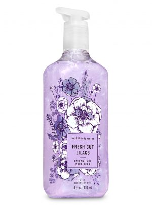 FRESH CUT LILACS <br>Mydło do rąk w żelu <br>8 fl oz / 236 ml