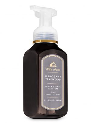 MAHOGANY TEAKWOOD <br>Mydło do rąk w piance <br>8.75 fl oz / 259 ml