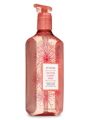 COTTON CANDY SKIES <br>Mydło do rąk w żelu <br>8 fl oz / 236 ml