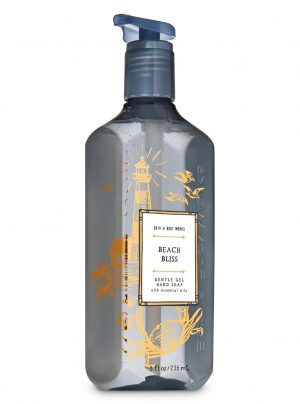 BEACH BLISS <br>Mydło do rąk w żelu <br>8.75 fl oz / 259 ml