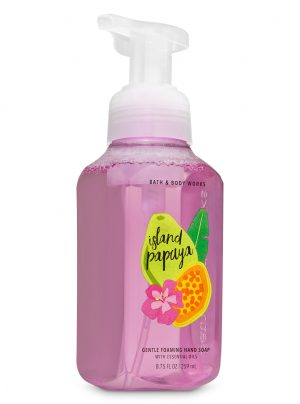 ISLAND PAPAYA <br>Mydło do rąk w piance <br>8.75 fl oz / 259 ml
