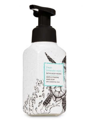 FRESH LAVENDER MINT <br>Mydło do rąk w piance <br>8.75 fl oz / 259 ml