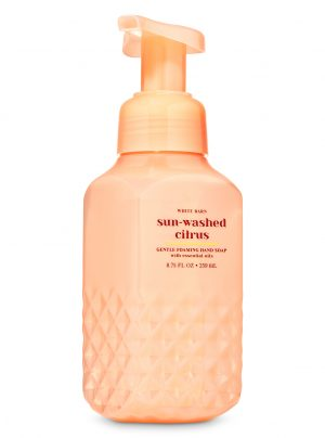 SUN-WASHED CITRUS <br>Mydło do rąk w piance  <br>8.75 fl oz / 259 ml