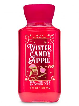 WINTER CANDY APPLE <br>Żel pod prysznic <br> 3 fl oz / 88 mL
