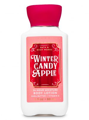 WINTER CANDY APPLE <br>Balsam do ciała <br> 3 fl oz / 88 mL