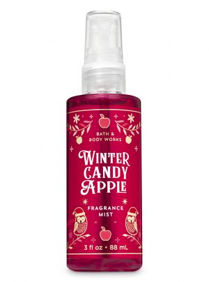 WINTER CANDY APPLE <br>Zapachowa mgiełka do ciała <br> 3 fl oz / 88 ml