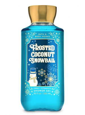 FROSTED COCONUT SNOWBALL <br>Żel pod prysznic <br> 10 fl oz / 295 ml