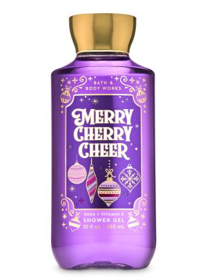 MERRY CHERRY CHEER <br>Żel pod prysznic <br> 10 fl oz / 295 ml