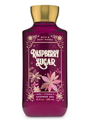 RASPBERRY SUGAR <br>Żel pod prysznic <br> 10 fl oz / 295 ml