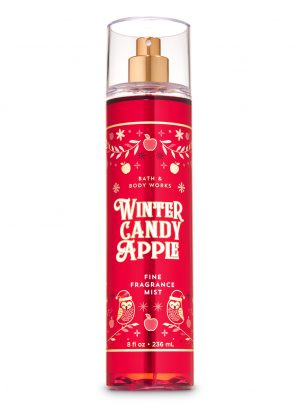 WINTER CANDY APPLE <br>Zapachowa mgiełka do ciała <br> 8 fl oz / 236 ml