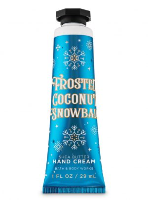 FROSTED COCONUT SNOWBALL <br>Krem do rąk <br> 1 fl oz / 29 mL