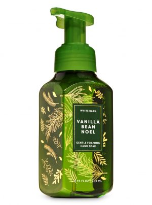 VANILLA BEAN NOEL <br>Delikatne mydło do rąk w piance <br> 8.75 fl oz / 259 ml