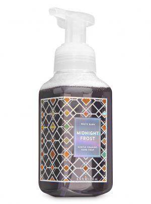 MIDNIGHT FROST <br>Delikatne mydło do rąk w piance <br> 8.75 fl oz / 259 ml