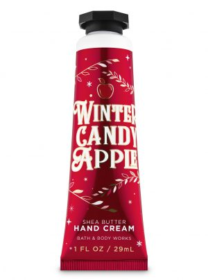 WINTER CANDY APPLE <br>Krem do rąk <br>1 fl oz / 29 ml