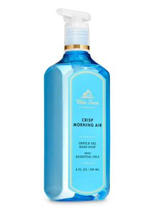 CRISP MORNING AIR <br>Mydło do rąk w żelu <br>8 fl oz / 236 ml