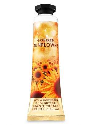 GOLDEN SUNFLOWER <br>Krem do rąk <br>1 fl oz / 29 ml