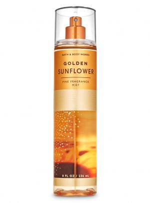 GOLDEN SUNFLOWER <br>Mgiełka zapachowa <br>8 fl oz / 236 ml
