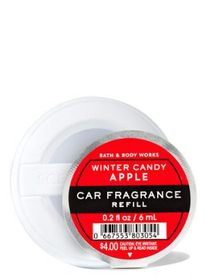 WINTER CANDY APPLE <br>Dysk zapachowy <br> 0.2 fl oz / 6 ml