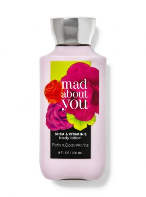 MAD ABOUT YOU <br>Wygładzający balsam do ciała  <br>8 fl oz / 236 ml