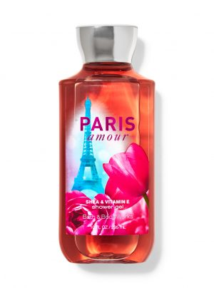 Paris Amour<br>Żel pod prysznic<br>10 fl oz / 295 ml