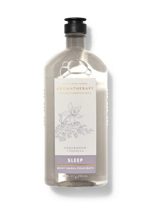 Cedarwood Vanilla<br>Płyn do mycia i do kąpieli<br>10 fl oz / 295 ml
