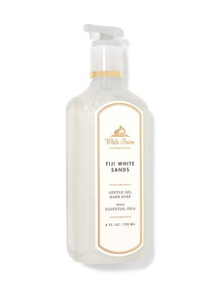 Fiji White Sands<br>Mydło do rąk w żelu<br>8 fl oz / 236 ml